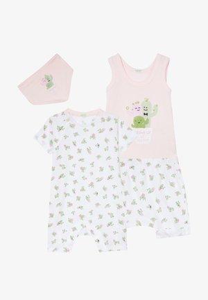 BABY SET - Nachtwäsche Hose - light pink
