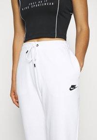 Nike Sportswear - Joggebukse - white - 5