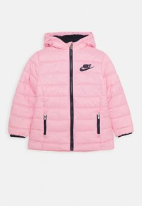 Nike Sportswear - GIRLS MID WAIST STADIUM  - Talvitakki - pink/obsidian - 0