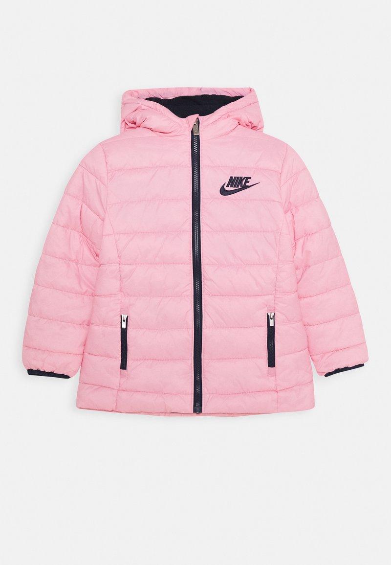 Nike Sportswear - GIRLS MID WAIST STADIUM  - Talvitakki - pink/obsidian
