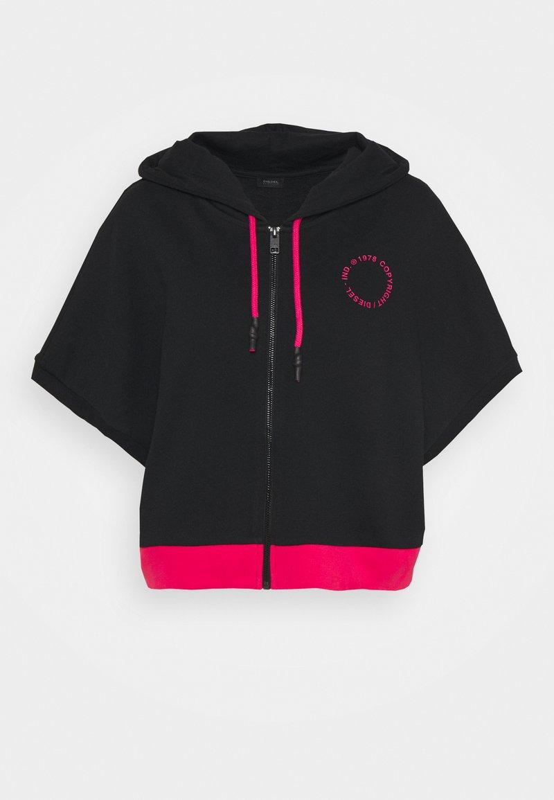Diesel - BFOWT-JUNO-Z - Pyjama top - black/pink