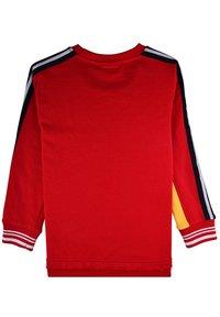 Fabric Flavours - MARVEL SPIDER-MAN CRAWL SWEATSHIRT - Sweatshirt - red - 3