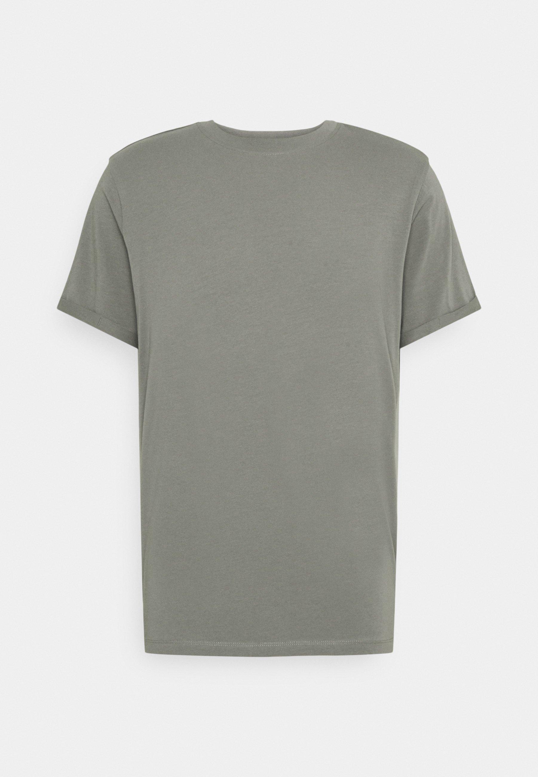 Men JPRBLALOGO SPRING TEE CREW NECK  - Basic T-shirt