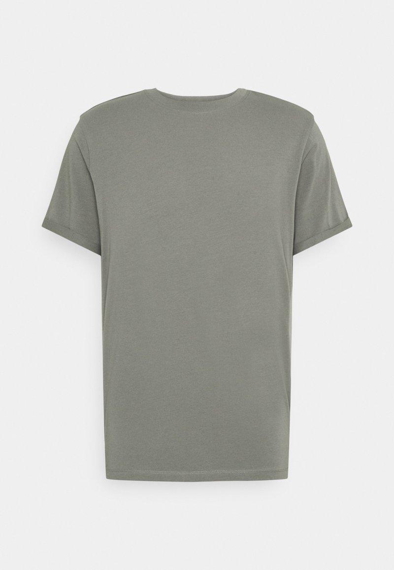 Jack & Jones PREMIUM - JPRBLALOGO SPRING TEE CREW NECK  - T-shirt basic - new sage