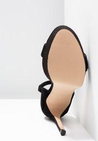 Steve Madden - SARAH - High Heel Sandalette - black - 6