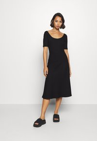 Zign Petite - Jersey dress - black - 0