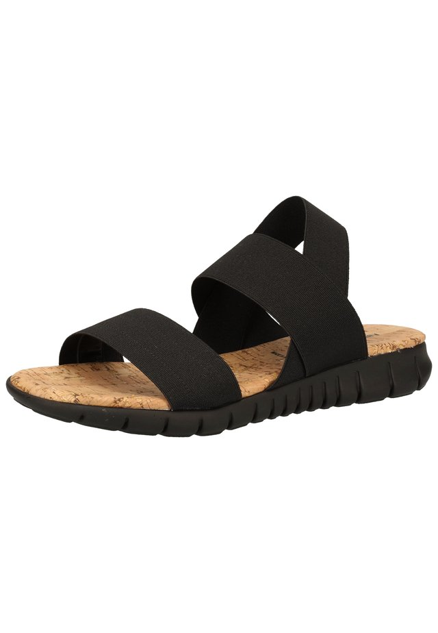 Sandales - nero s001