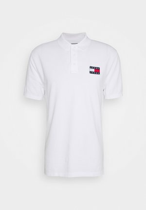 BADGE - Poloshirts - white