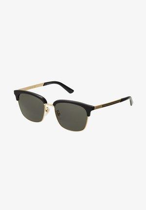 Occhiali da sole - black/gold-coloured/grey