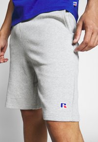 Russell Athletic Eagle R - FORESTER - Pantaloni sportivi - new grey marl - 3