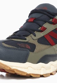 The North Face - M ARCHIVE TRAIL KUNA CREST - Trainers - urban navy/burnt olve grn - 5