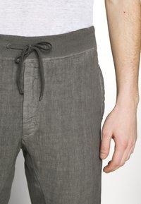 120% Lino - Kalhoty - elephant sof fade - 5