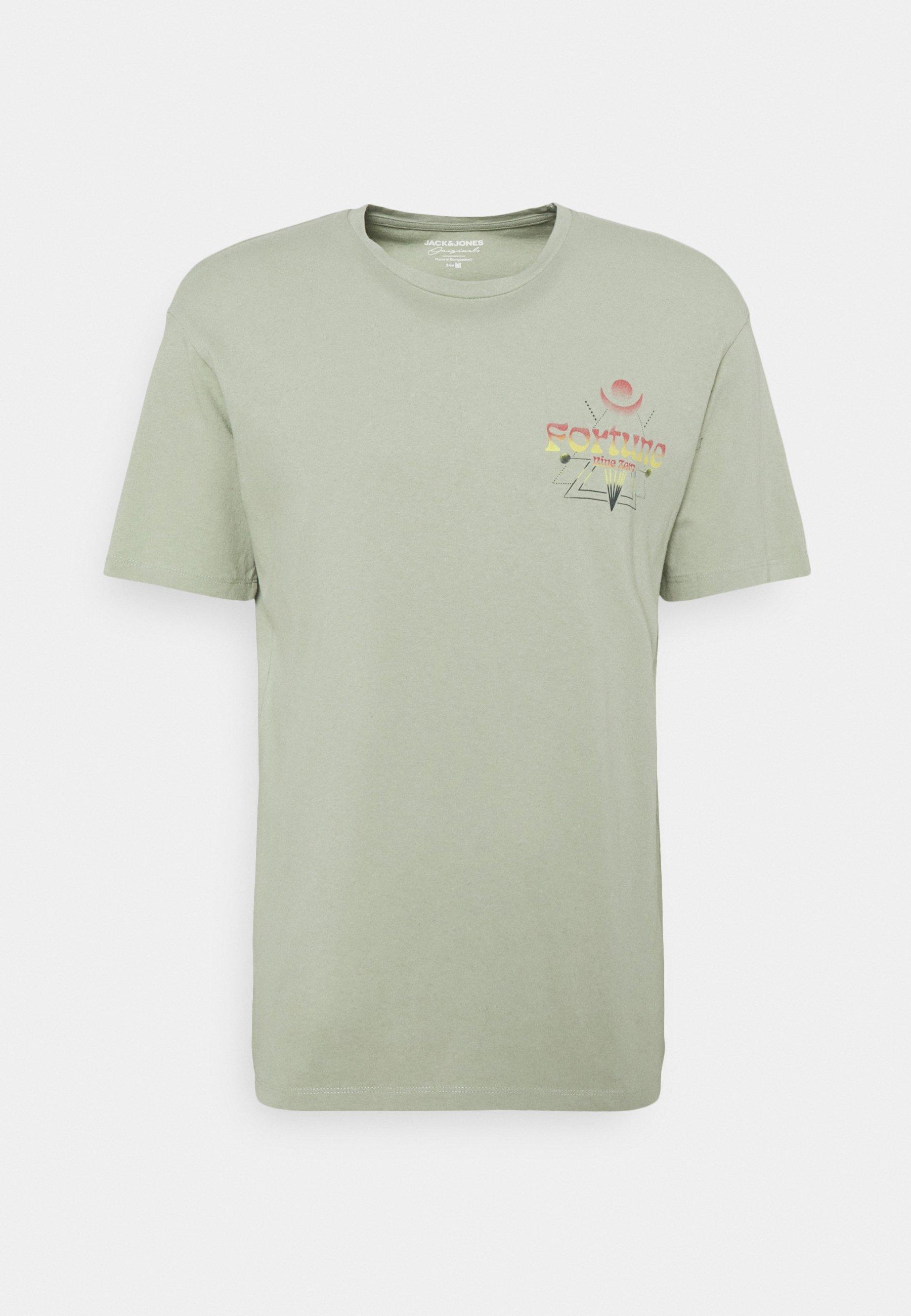 Men JORENTRANCE TEE CREW NECK - Print T-shirt