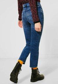 Street One - SLIM FIT  - Slim fit jeans - blau - 1