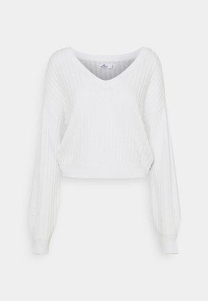 EVERYDAY - Maglione - white