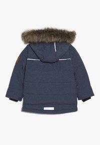 Name it - NMMMANSON JACKET CAMP - Winter jacket - dark sapphire - 2