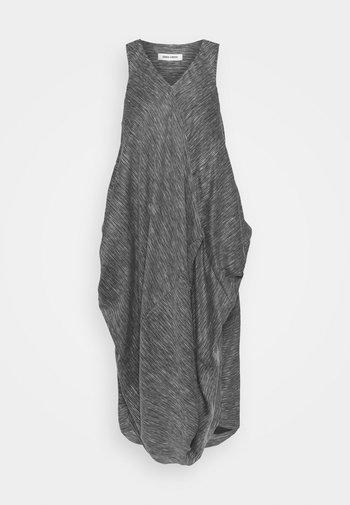 FLOW DRESS - Vestido informal - black/white
