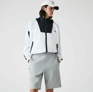 Shorts - heidekraut grau / hellgrau