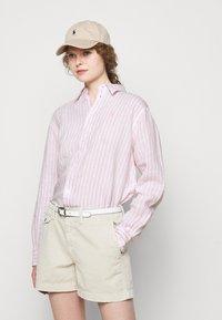 Polo Ralph Lauren - STRIPE - Košile - garden pink - 4