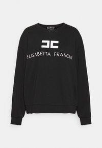 Elisabetta Franchi - Sweatshirt - nero/burro - 5