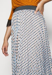 Persona by Marina Rinaldi - CAIRO - A-line skirt - turquoise - 4