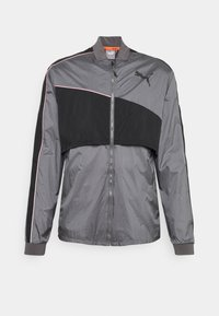 Puma - RUN LAUNCH ULTRA JACKET - Sports jacket - castlerock grey dawn - 0
