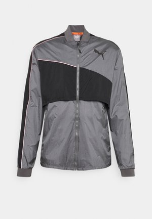 RUN LAUNCH ULTRA JACKET - Sports jacket - castlerock grey dawn