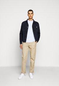 7 for all mankind - PERFECT JACKET - Denim jacket - dark blue - 1
