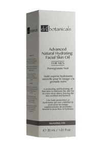 Dr Botanicals - POMEGRANATE NOIR ADVANCED NATURAL FACIAL SKIN OIL 30ML - Olejek do twarzy - -