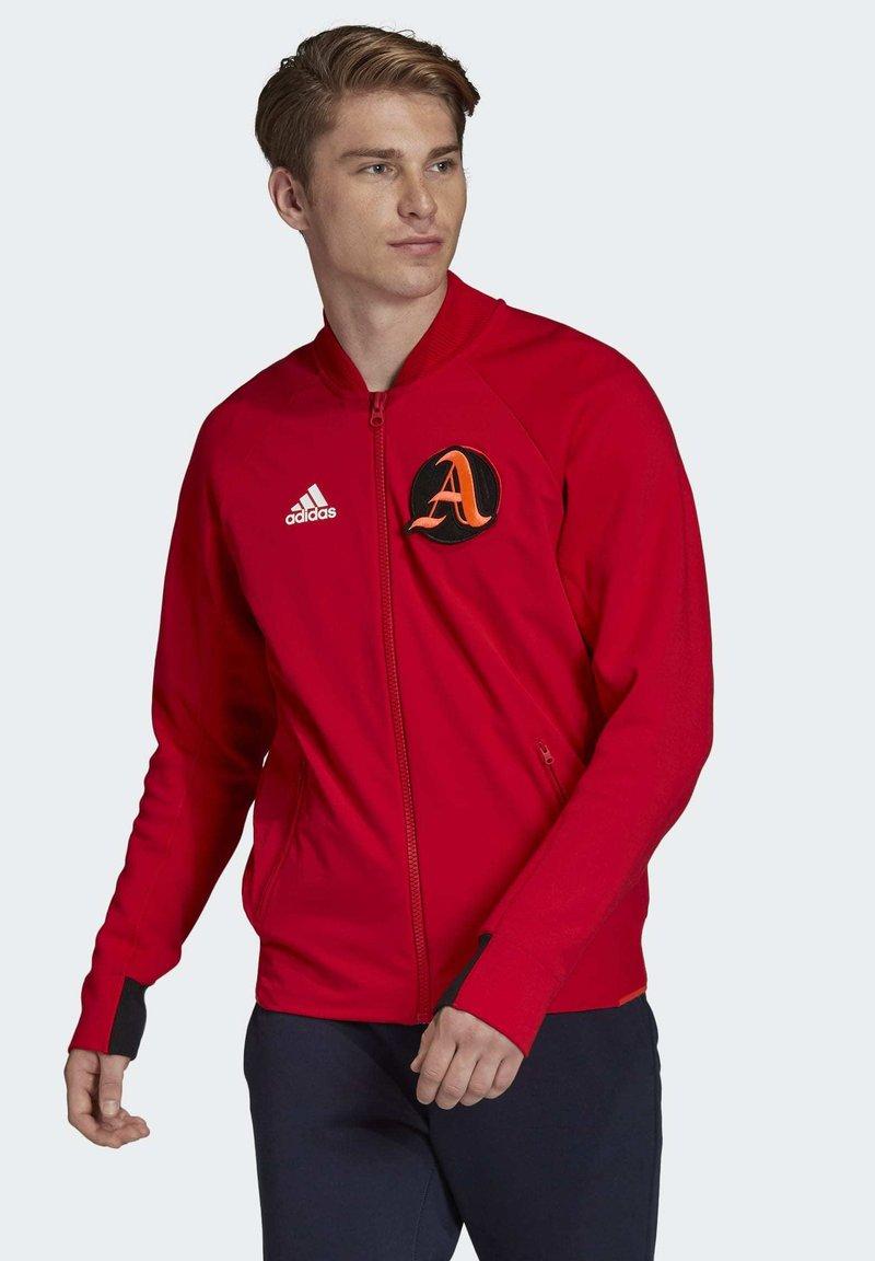 adidas Performance - VRCT JACKET - Training jacket - red