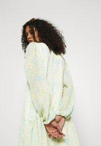Selected Femme - SLFGEORGIA DRESS - Maxi dress - young wheat - 4