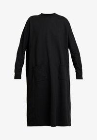 Monki - PLING DRESS - Kjole - black - 4