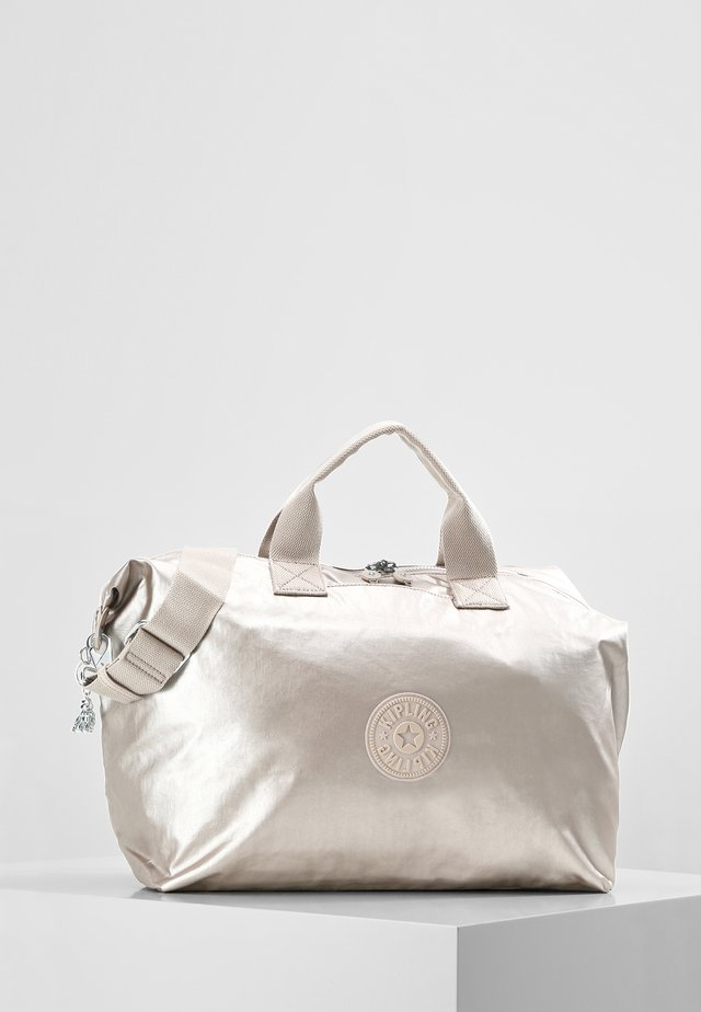 KALA M - Shopping bag - silver