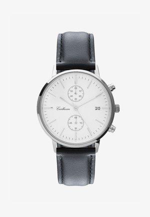 JYLLAND  - Kronografklockor - silver white