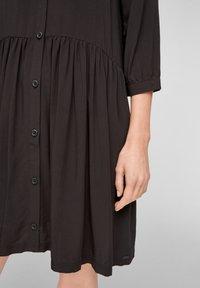 Q/S designed by - Shirt dress - black - 6