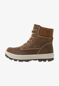 Superfit - TEDD - Lace-up ankle boots - braun - 1