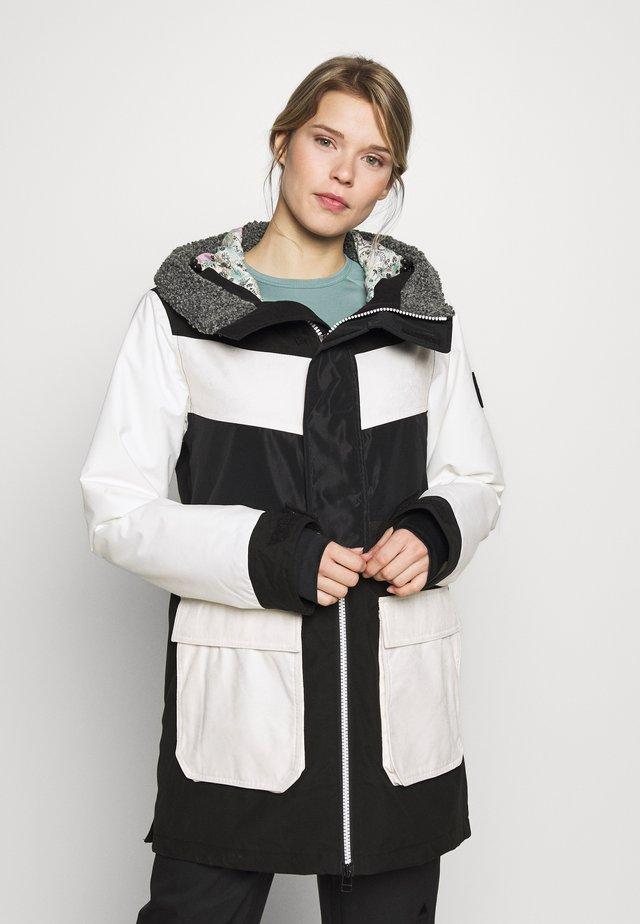 LAROSA - Snowboardová bunda - black