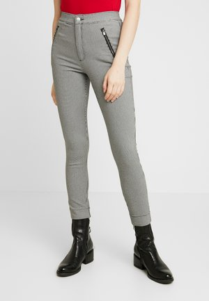 PLAID SUPER - Bukser - grey