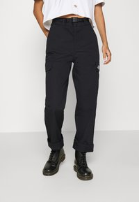 The North Face - OORITE CARGO PANT  - Stoffhose - black - 0