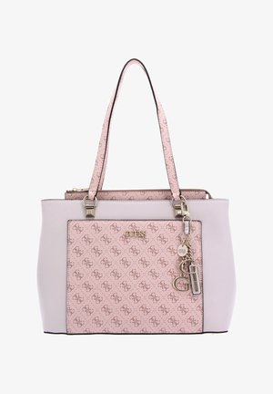 Handbag - blush multi