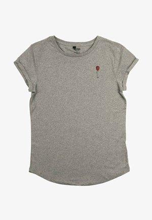 GREAT EASCAPE SMALL RU - T-shirt print - mottled grey