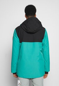 OOSC - YEH MAN JACKET  - Ski jacket - green/black - 2