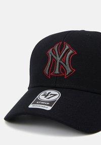 '47 - MLB NEW YORK YANKEES SNAPBACK UNISEX - Cap - black - 3