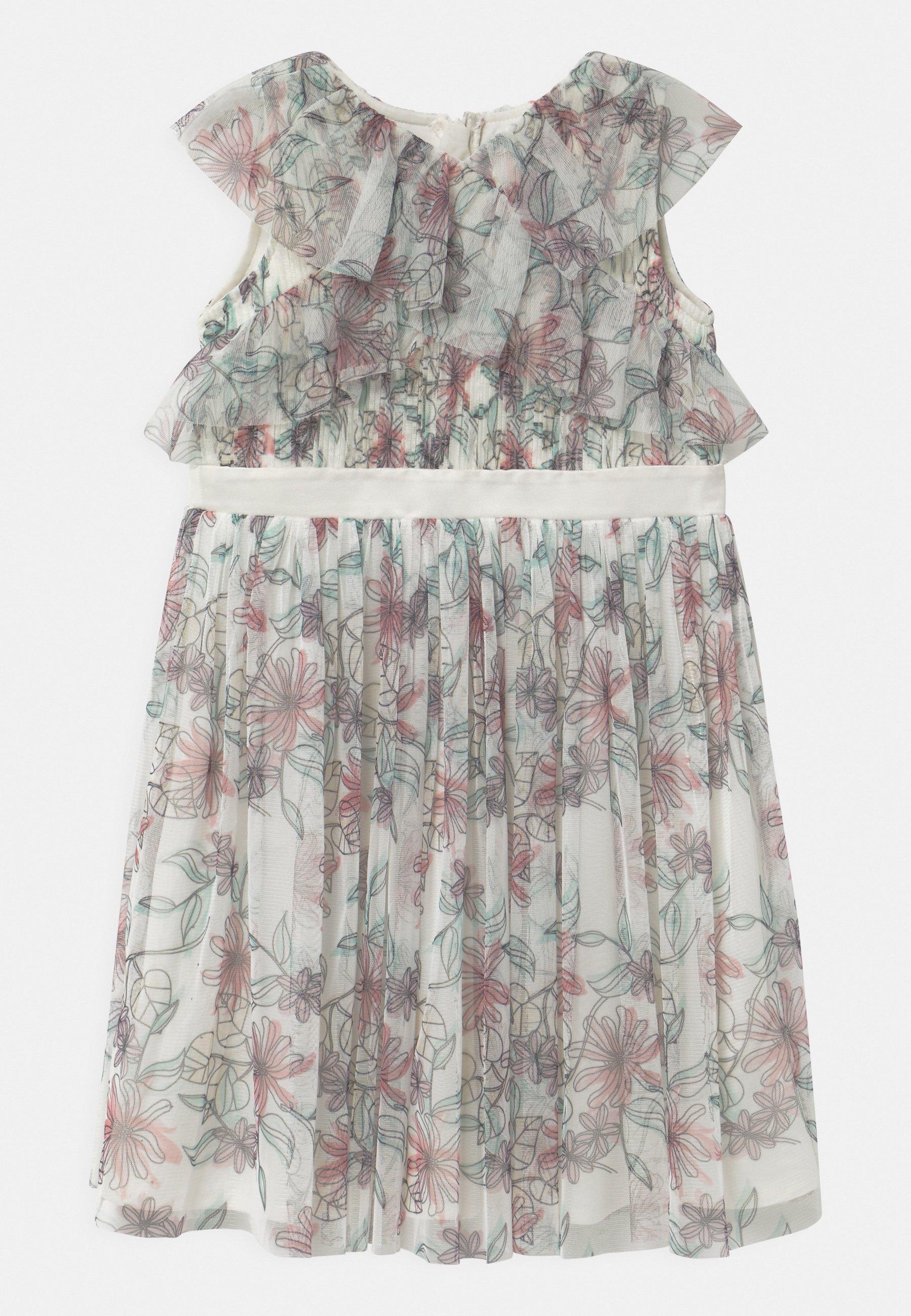 Kinder RUFFLE FRONT PRINTED - Cocktailkleid/festliches Kleid