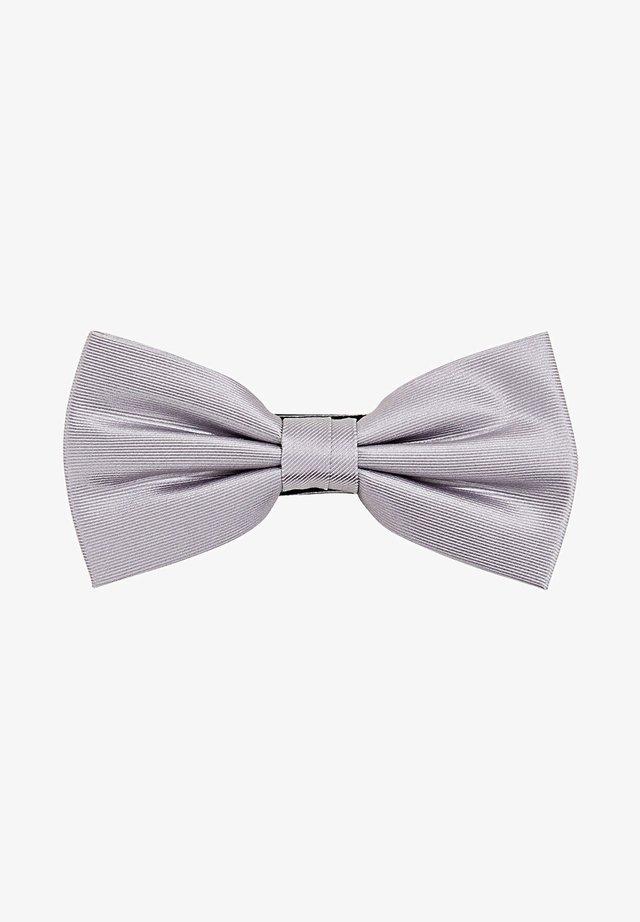 FLIEGE  - Bow tie - grey