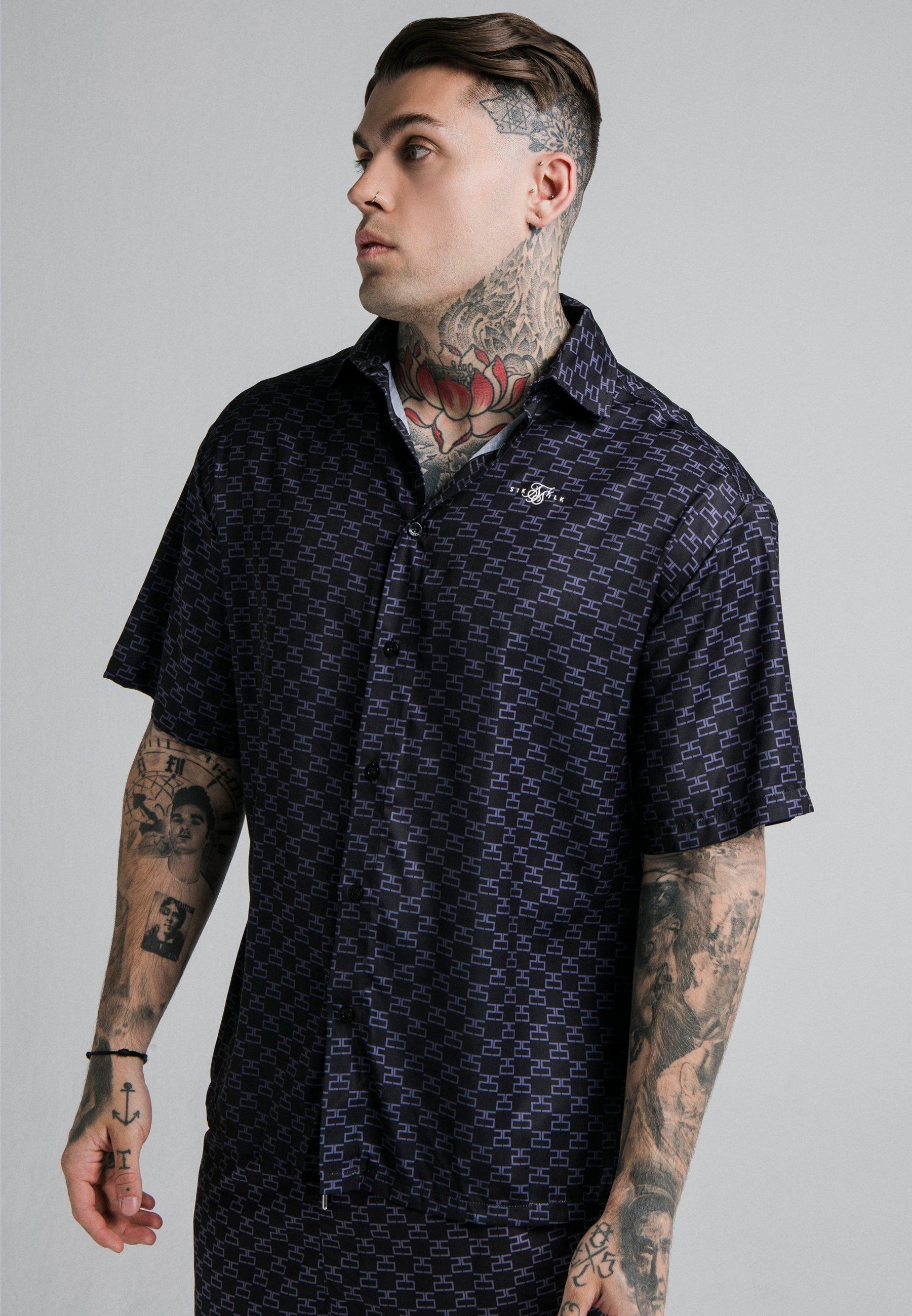 Men MONOGRAM RESORT SHIRT - Shirt