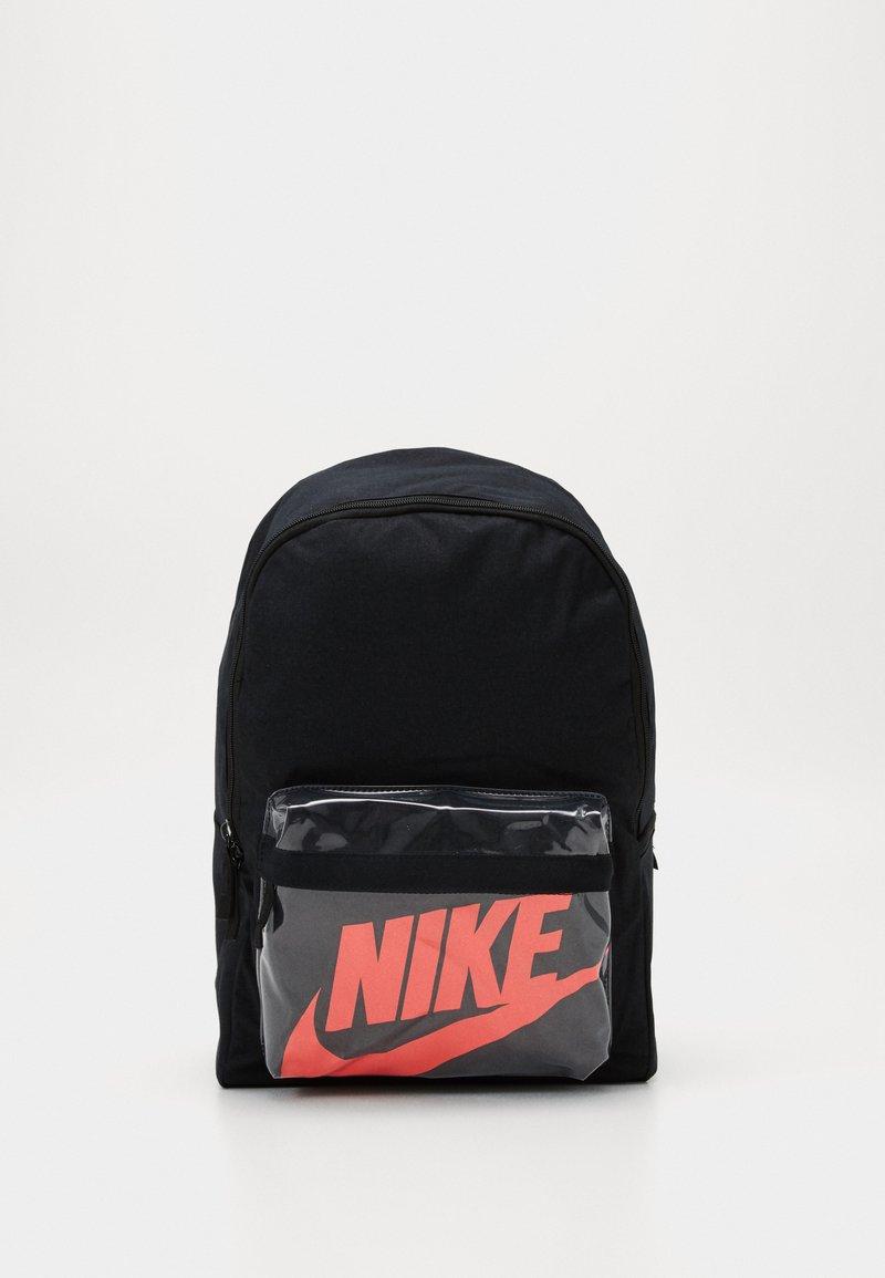 Nike Sportswear - HERITAGE 2.0 - Sac à dos - black/laser crimson