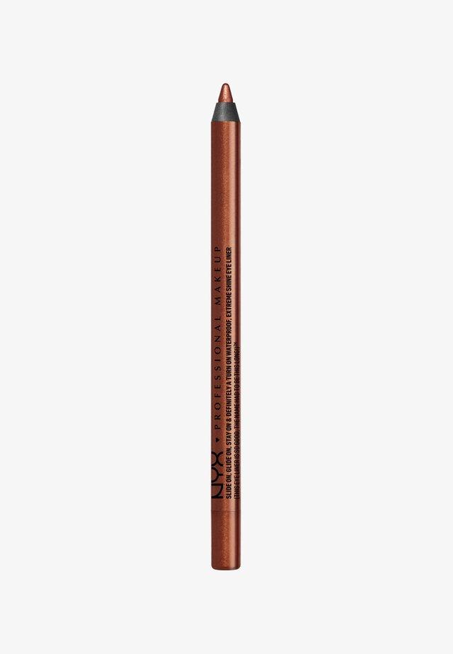EYELINER SLIDE ON PENCIL - Eyeliner - 16 bronze