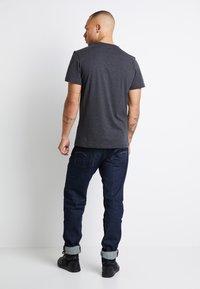 G-Star - BASE-S - Basic T-shirt - black - 3