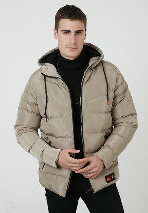 Down jacket - mink color